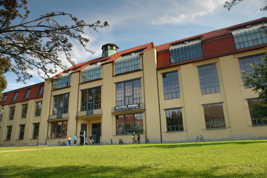 Đại học Bauhaus Weimar(Bauhaus Universität Weimar)