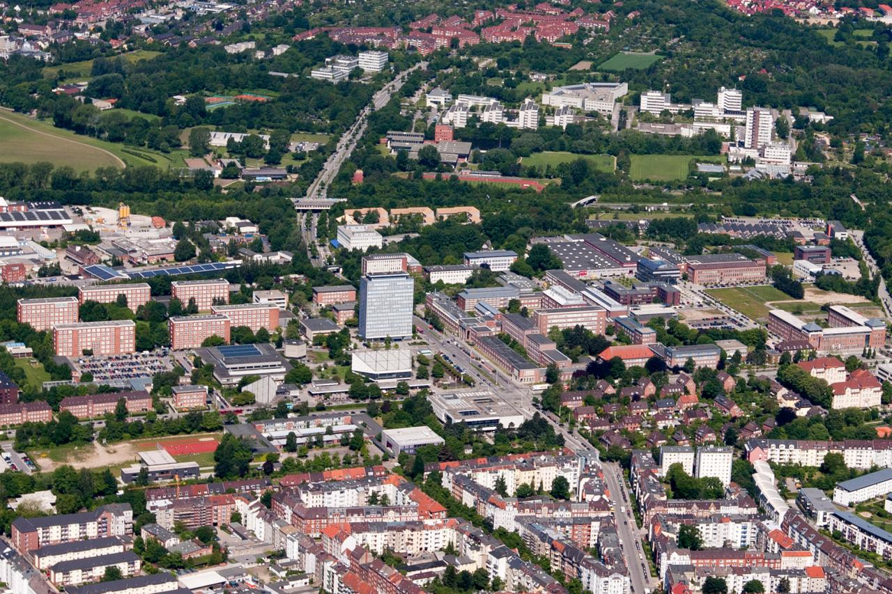 Đại học Kiel (Christian Albrechts Universität zu Kiel)