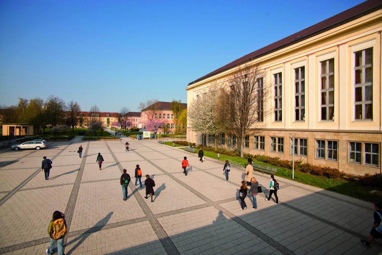 Đại học Erfurt (Universität Erfurt)