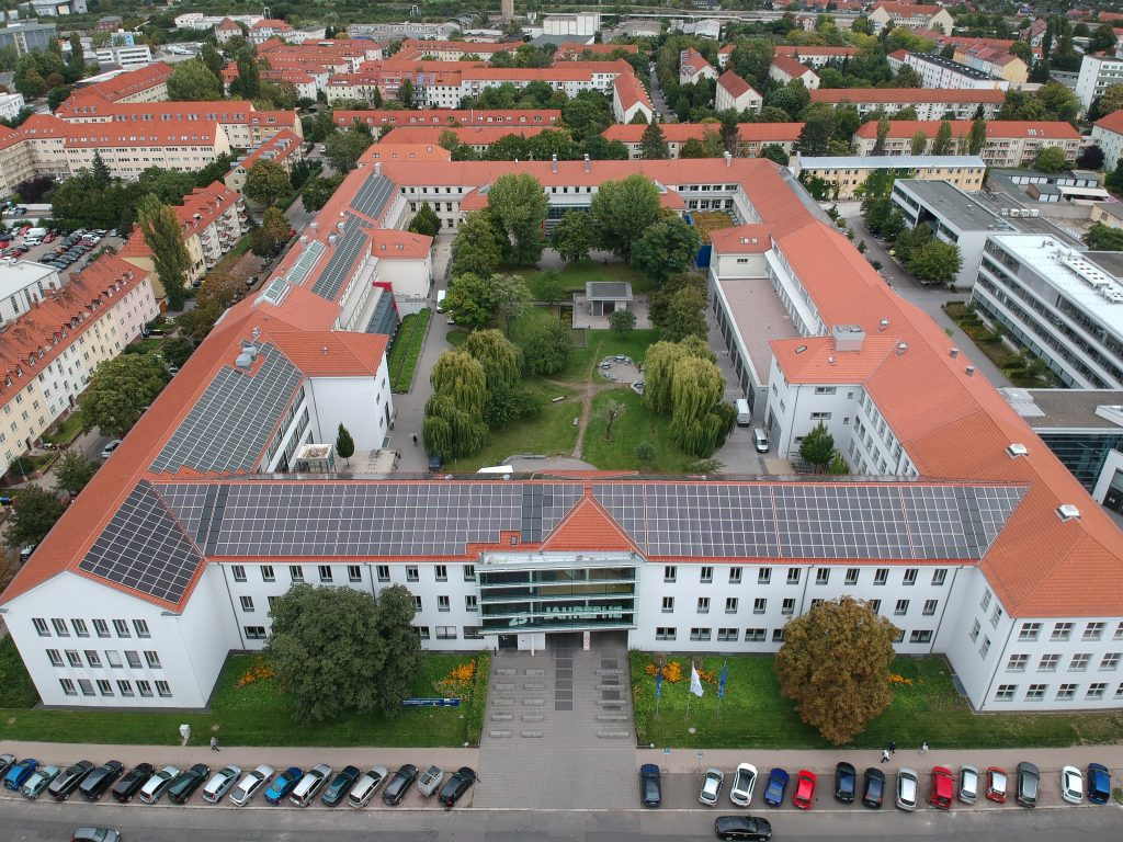 Đại học Ứng dụng Erfurt (Fachhochschule Erfurt)