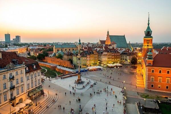 Du học Ba Lan 2020: Điều kiện dễ dàng và chi phí cực rẻ