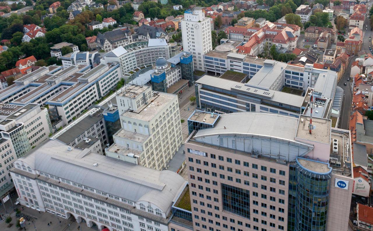Đại học Jena (Friedrich Schiller Universität Jena)