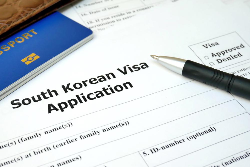 Các bước cơ bản để xin visa thẳng khi du học Hàn Quốc
