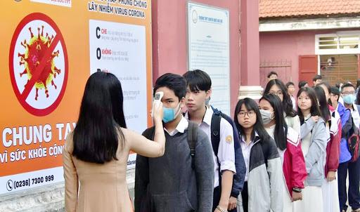 Thi THPT Đà Nẵng 2020