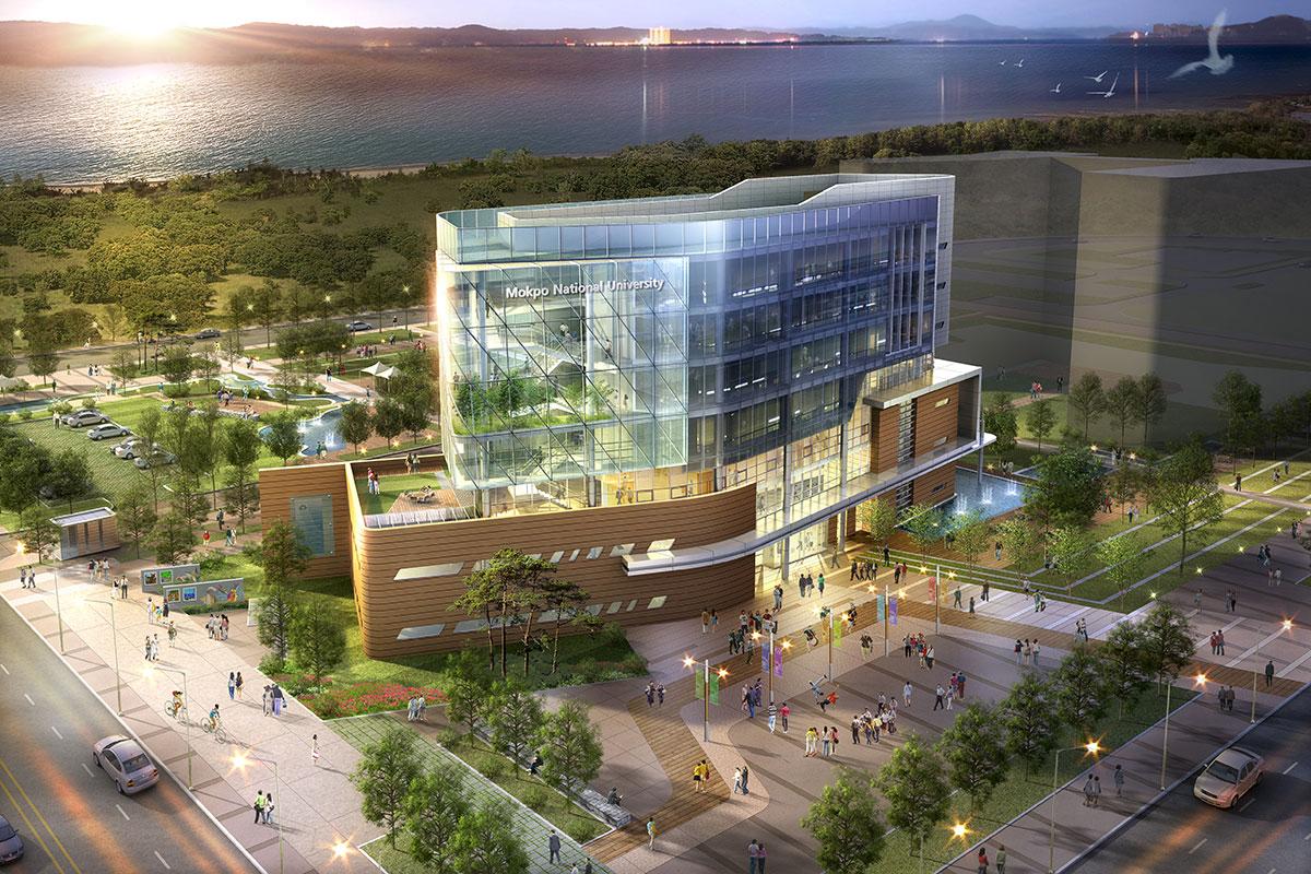 Đại học Quốc gia Mokpo – Hàn Quốc