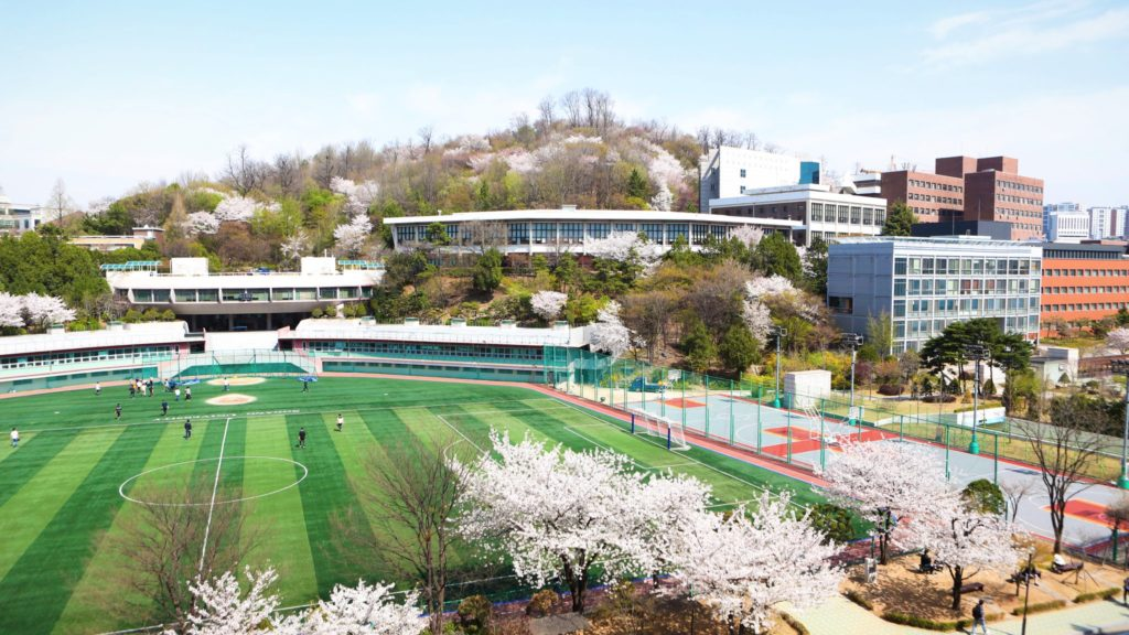 Đại học Sogang – Hàn Quốc