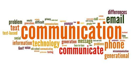 Sự khác nhau giữa 'Communication' và 'Communications'