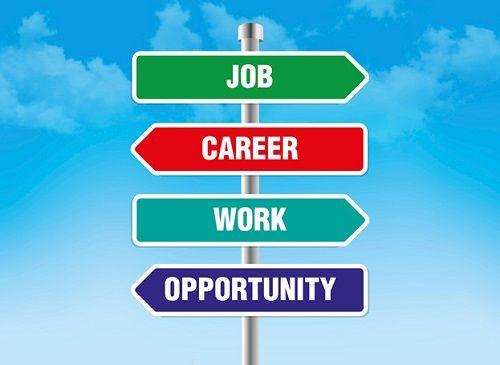Sự khác nhau giữa 'work', 'job' và 'career'