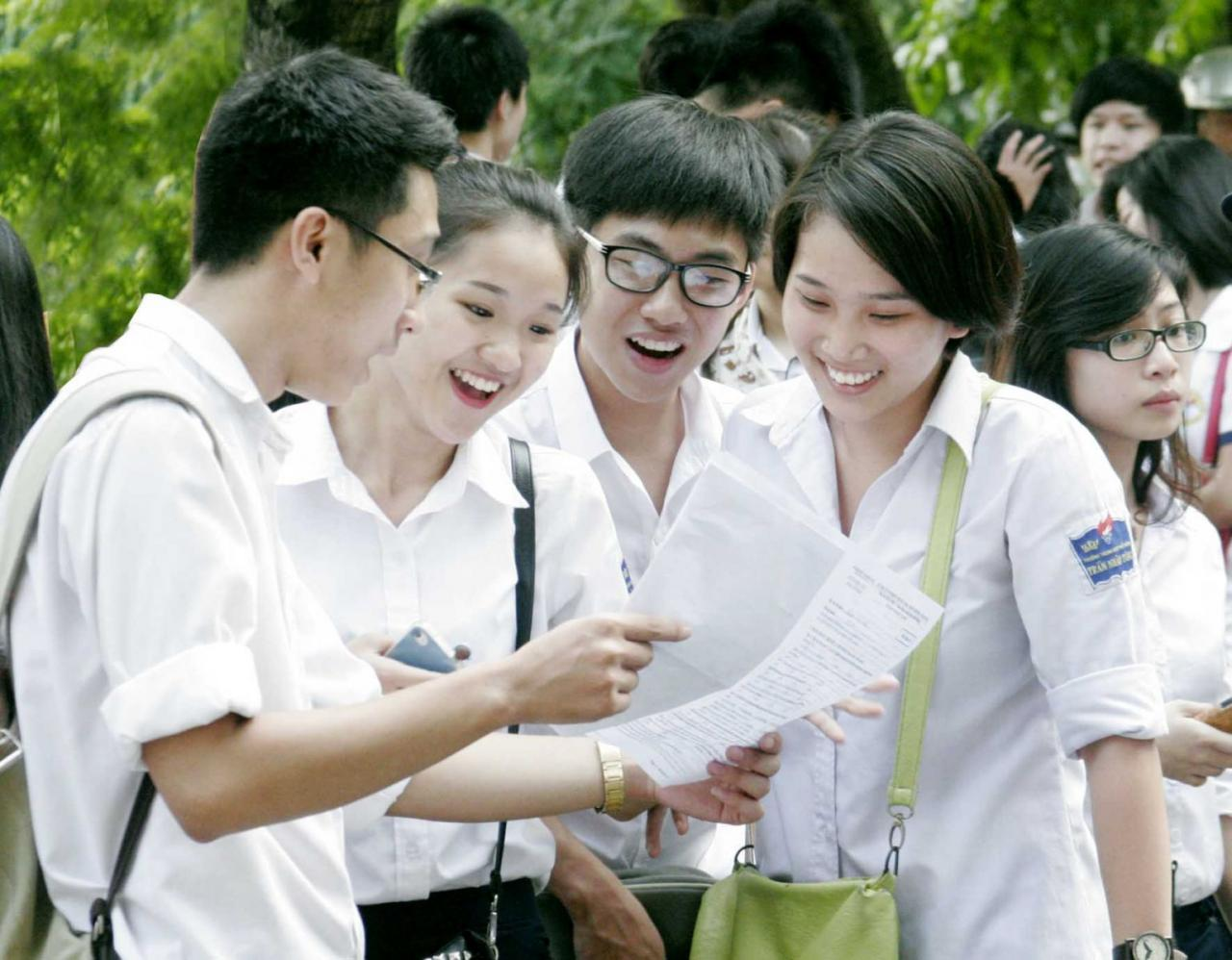 Tăng số lượng thí sinh dự thi chỉ để xét tốt nghiệp THPT 2020