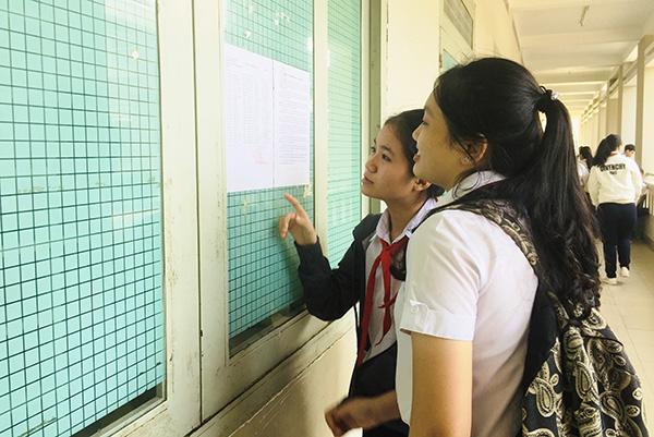Lịch thi tuyển sinh vào lớp 10 tại Đồng Nai