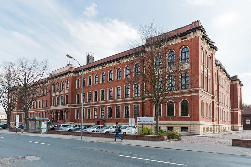 Đại học Khoa học Ứng dụng Anhalt (Hochschule Anhalt)
