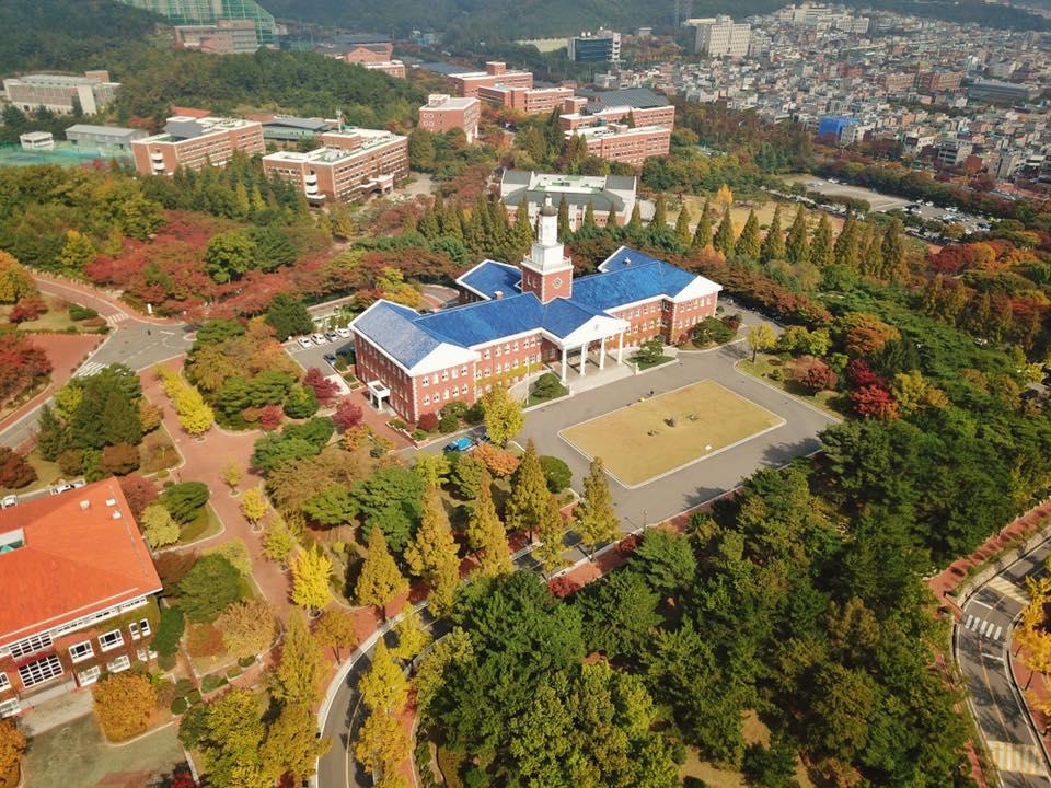 Đại học Keimyung – Hàn Quốc