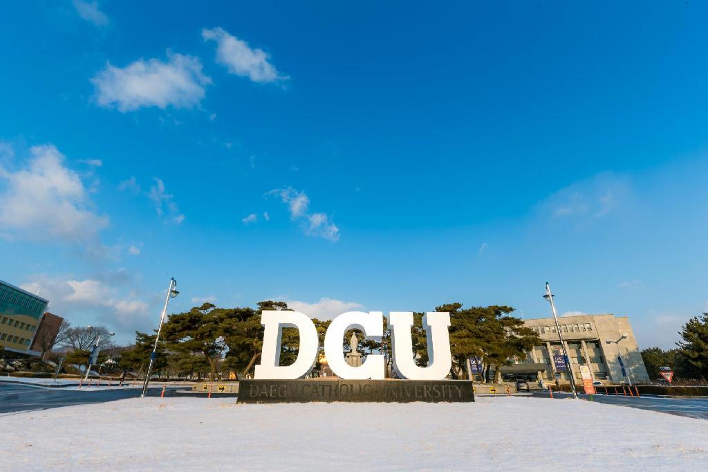 Đại học Daegu Catholic – Hàn Quốc
