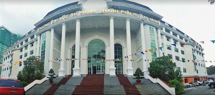 Liên Thông Đại Học Sư Phạm TP.HCM 2020