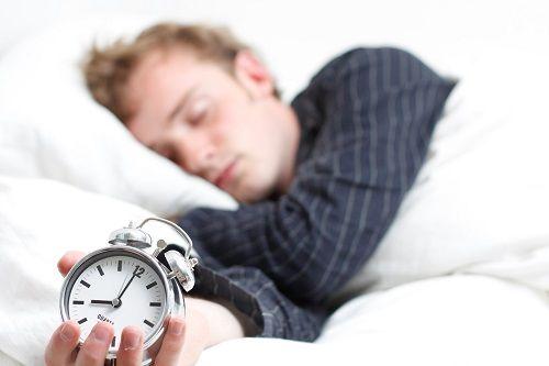 Học từ vựng chủ đề giấc ngủ trong Tiếng Anh