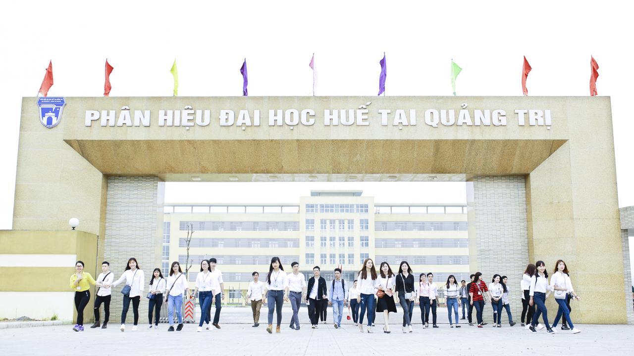 Điểm chuẩn Đại học 2020 – Phân Hiệu Đại Học Huế tại Quảng Trị