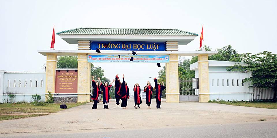 Điểm chuẩn Đại học 2020 – ĐH Luật – ĐH Huế
