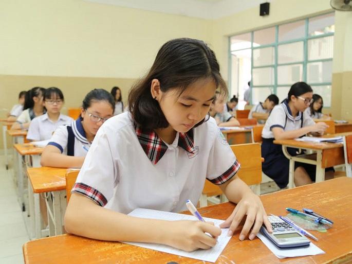 Hơn 870.000 thí sinh thi môn Văn trong kỳ thi tốt nghiệp THPT 2020