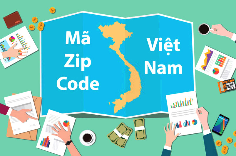 Mã bưu điện các tỉnh, thành phố Việt Nam