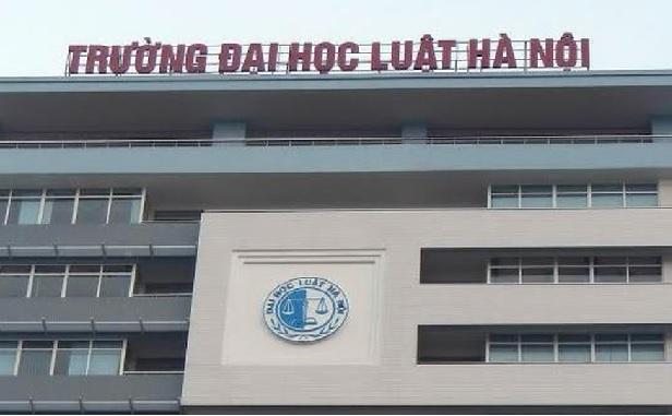 Điểm chuẩn Đại học Luật Hà Nội năm 2020