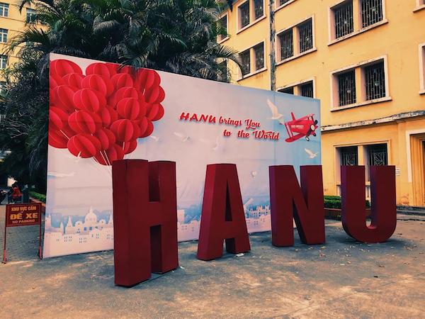Điểm trúng tuyển Đại học Hà Nội năm 2020