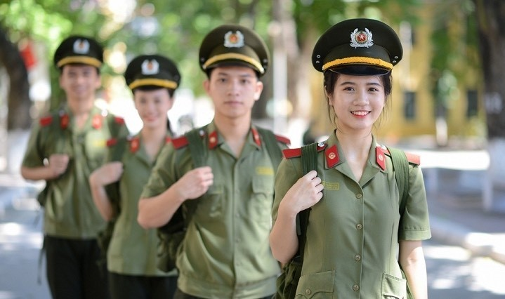 Học viện An ninh nhân dân thông báo xét tuyển bổ sung
